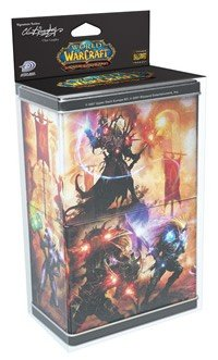 Deck Box x2 - World of Warcraft - Silvermoon Vs Exodar
